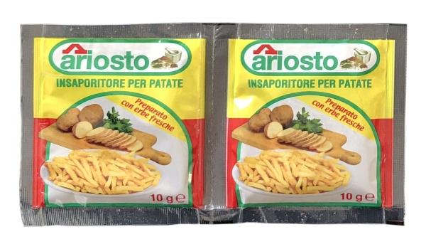 """Gewürzsalz Ariosto """"per Patate"""" für Kartoffeln 2 x 10 g"""