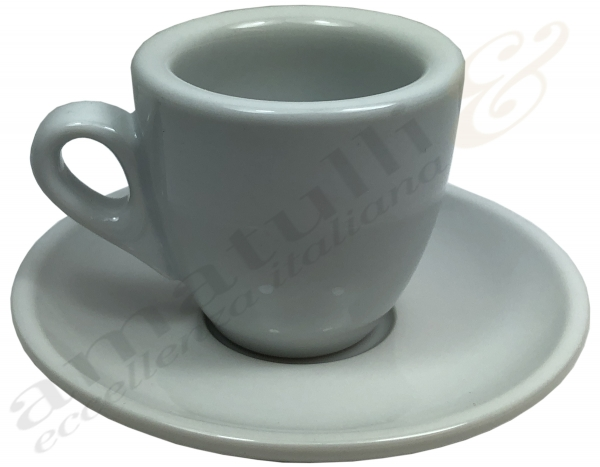 Nuova Point - Palermo - Espresso / Caffe - Weiß