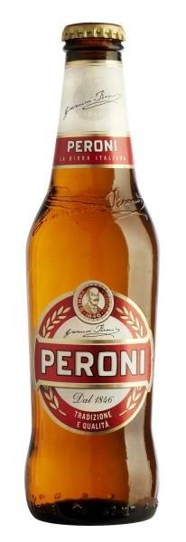 24 Flaschen Birra Peroni 33cl