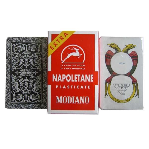 Scopa Spielkarten - Napoletane - Modiano