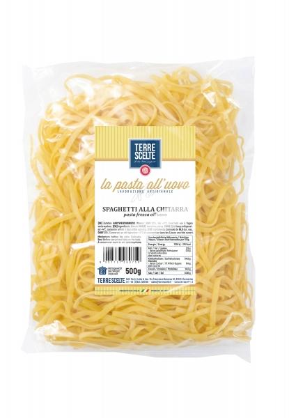 Pasta fresca - Spaghetti chitarra all'Uovo 500g