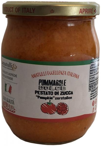 Pestato di Zucca - Kürbispesto 580ml
