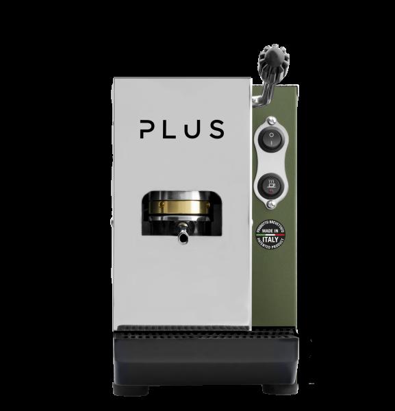 Aroma - PLUS Espressomaschine Olivgrün / Verde ESE