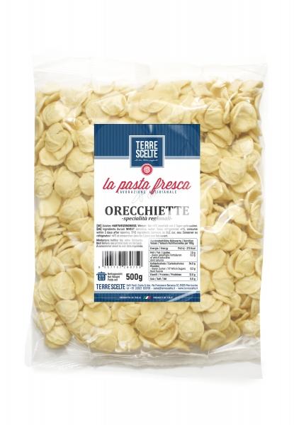 Pasta fresca - Orecchiette 500g