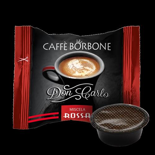 Caffé Borbone 100 Rosso Don Carlo