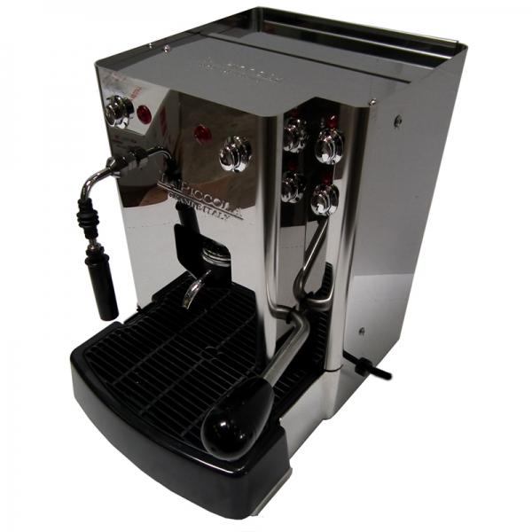 La Piccola - Sara Inox Vapor Espressomaschine