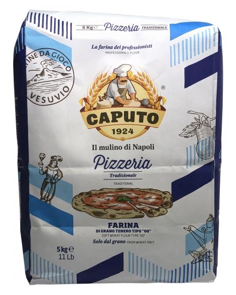 Molino Caputo Pizzamehl 5kg - Blu Speciale Pizzeria