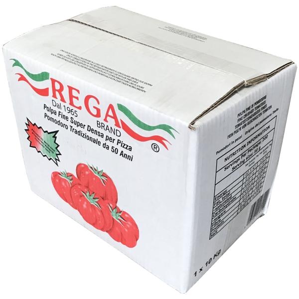 10kg Polpa di Pomodoro - Tomatenpulpe - Tomaten fein gehackt - bag in box