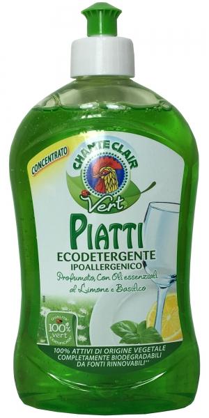 CHANTE CLAIR Spülmittel - Limone & Basilikum 500ml