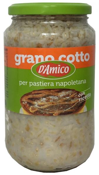 D'Amico Grano cotto per Pastiera Napoletana 580g