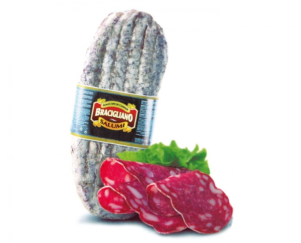 Spianata Schiacciata piccante/scharf 400g (Salame)