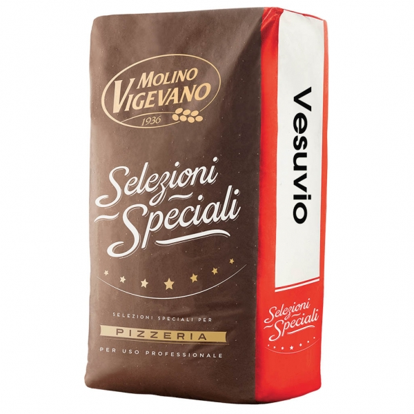 Vigevano Farina 0 - Vesuvio - 25Kg