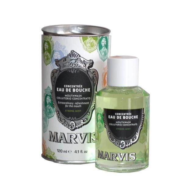 Marvis Mundwasser Classic Strong Mint - 120ml