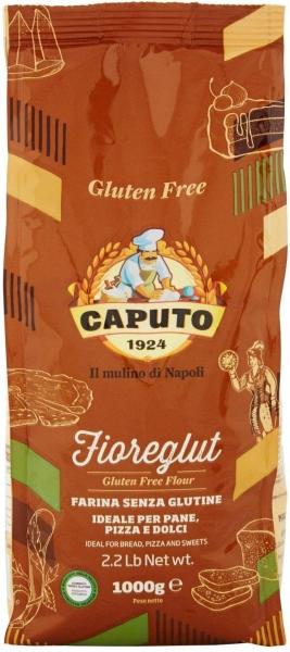 Molino Caputo Fioreglut - Glutenfreies Mehl - 1kg