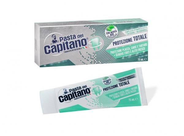 PASTA DEL CAPITANO Protezione Totale 75ml