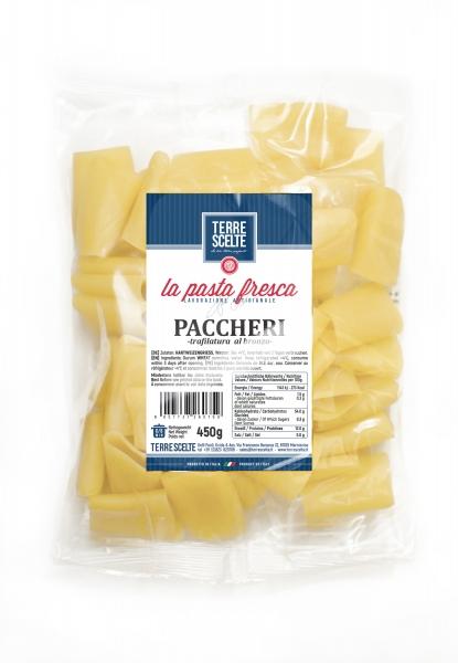 Pasta fresca - Paccheri 450g