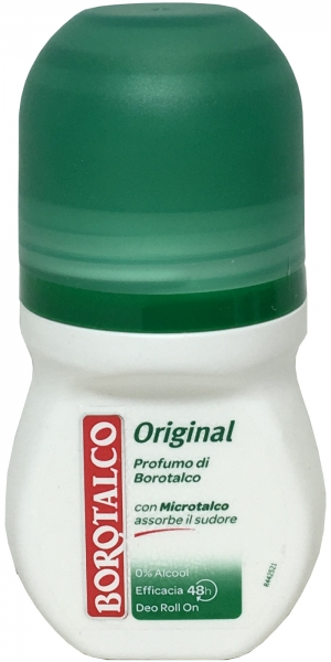 Roberts Borotalco Deo Roll-On Original Fresh 50ml