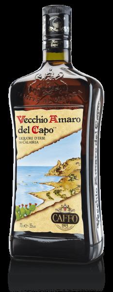 Vecchio Amaro del Capo Käuterlikör - 700ml