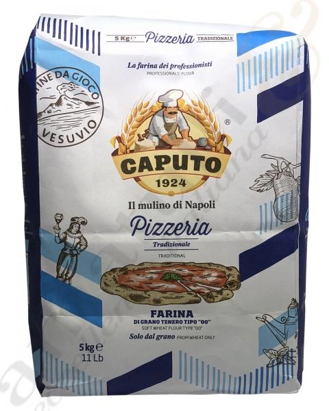Molino Caputo Pizzamehl - Blu Speciale Pizzeria 5kg
