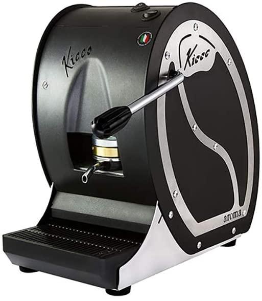 Aroma - KICCO ABS Schwarz Espressomaschine - ESE