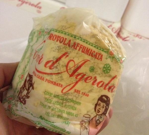 Fior di latte Affumicata (Provola) - originale Mozzarella für die Neapolitanische Pizza