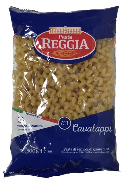 Pasta Reggia Nr. 63 Cavatappi - 500g