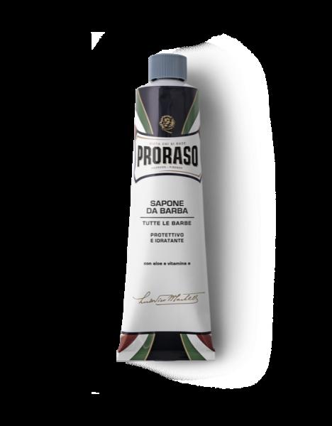 PRORASO Rasiercreme 150ml -Tube- mit Aloe Vera