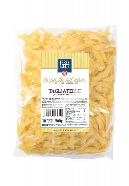 Pasta fresca - Tagliatelle all'Uovo 500g
