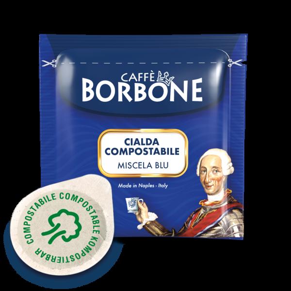 Caffé Borbone 150 Blu - Blau ESE Pads