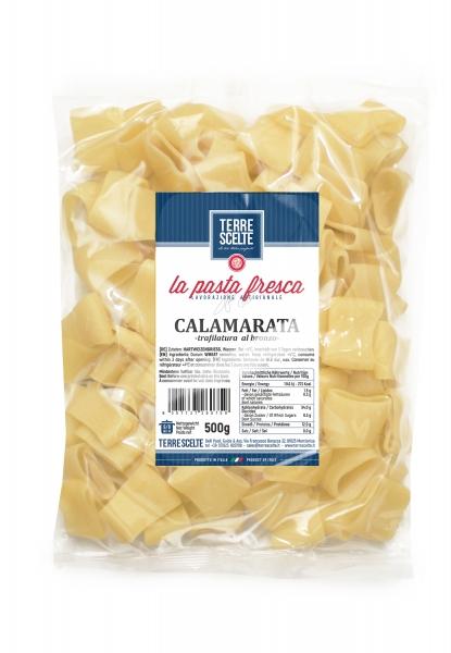 Pasta fresca - Calamarata 500g