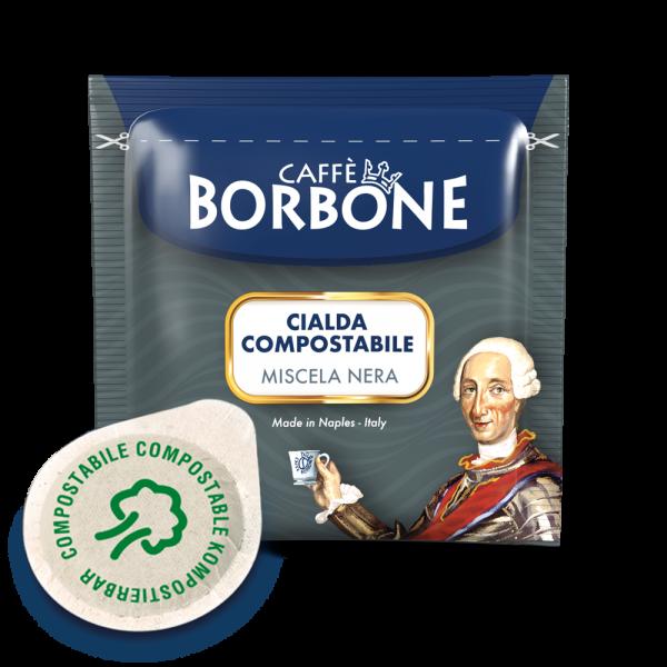 Caffè Borbone 150 NERO - Schwarz ESE Pads