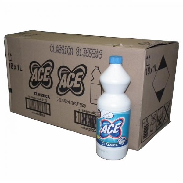 ACE Candeggina Classica - Bleichmittel 1 Liter