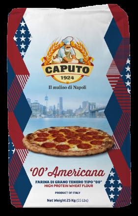 "Molino Caputo Pizzamehl - Americana Tipo ""00"" - 25kg"