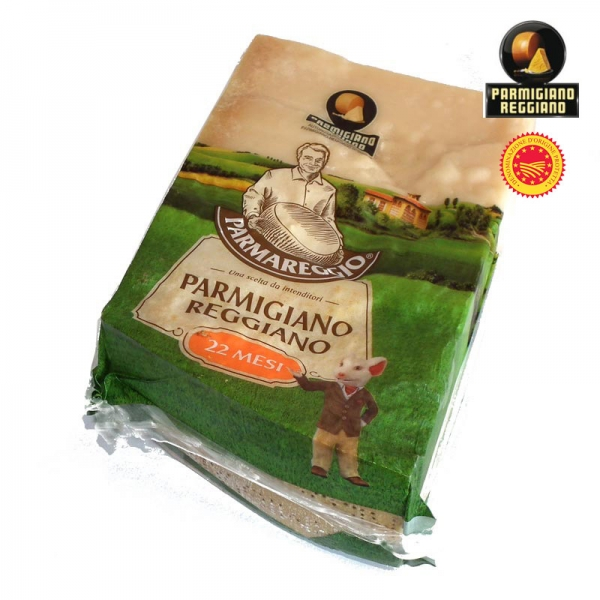 Parmigiano Reggiano D.O.P - 900g Stück