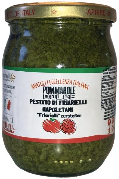 Pestato di Friarielli - Broccoli Pesto 580ml