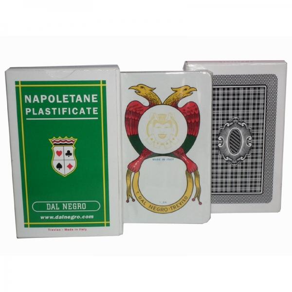Scopa Spielkarten Napoletane Da Negro