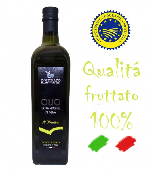 Olivenöl - Olio Extra Vergine - Fruttato - 500 ml