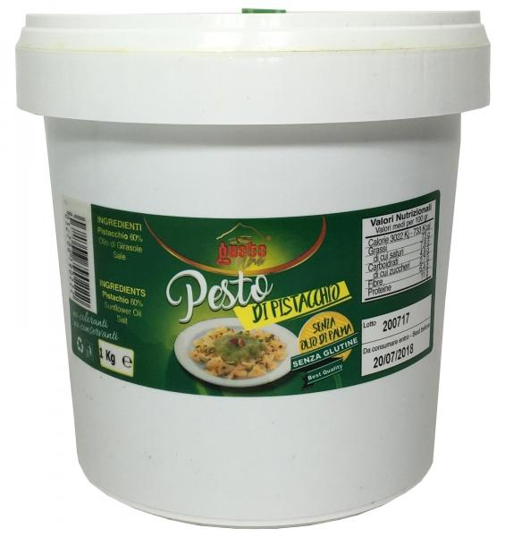 Pesto di Pistacchio di Bronte - 1kg