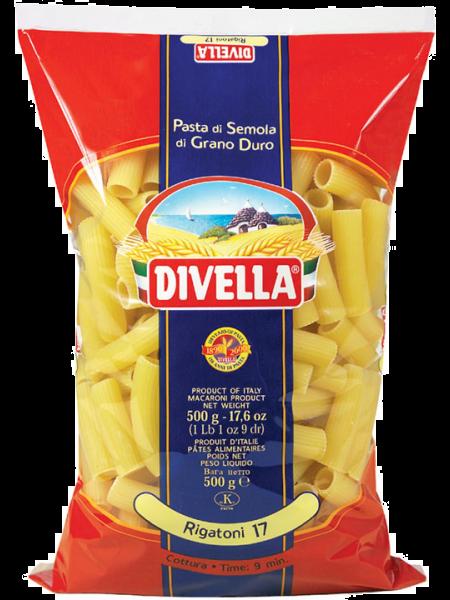 Divella Nr. 17 Rigatoni - 500g