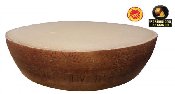 Parmigiano Reggiano D.O.P - halber Laib 18Kg