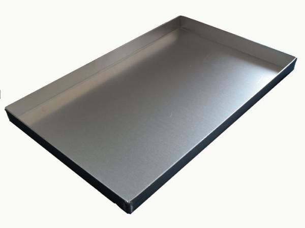 Backblech Rechteckig Alu 65 x 45 cm