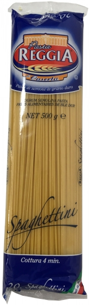 Pasta Reggia Nr. 20 Spaghettini - 500g