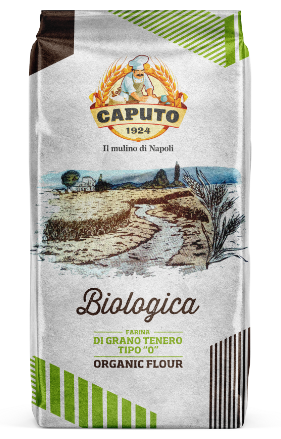 Molino Caputo - Grano Tenero Biologica - 25kg