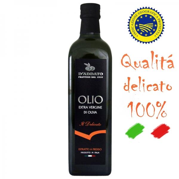 Olio Extra Vergine Delicato - 1000ml