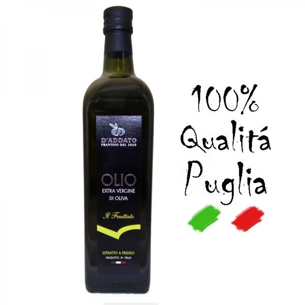 D'Addato Olivenöl - Olio Extra Vergine Fruttato - 1000ml