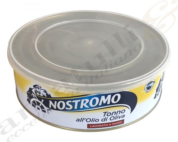 Nostromo - Tonno All'Olio di Oliva - Thunfisch in Olivenöl - 2,05kg