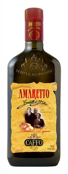Caffo - Amaretto Mandellikör 0,7 Liter 30 % vol.