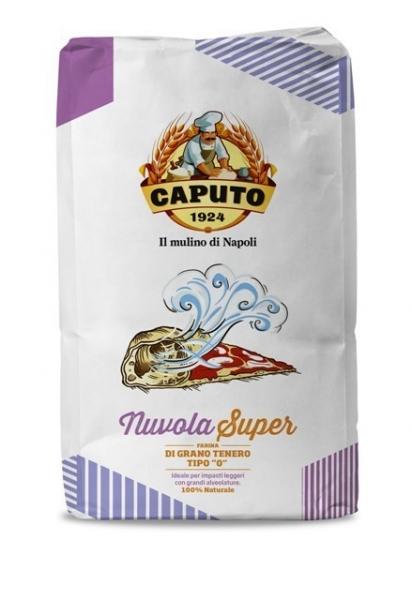 "Molino Caputo Pizzamehl - Nuvola Super Tipo ""0"" - 25kg"