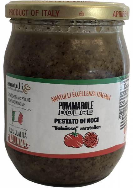 Pestato di Noci - Wallnusspesto 580ml