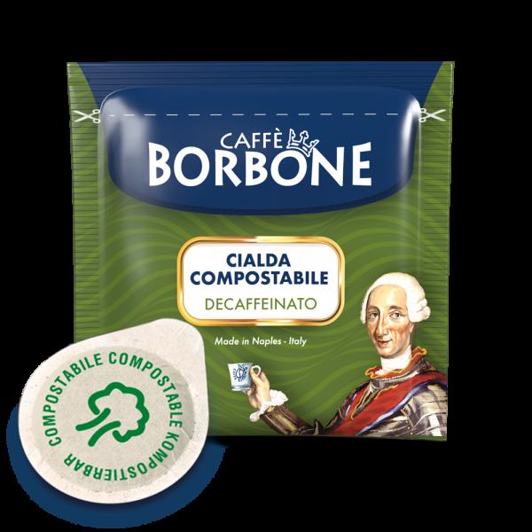 Caffé Borbone 150 DEK - Koffeinfrei ESE Pads